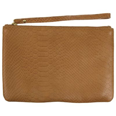 Guiliana Leather Pouch