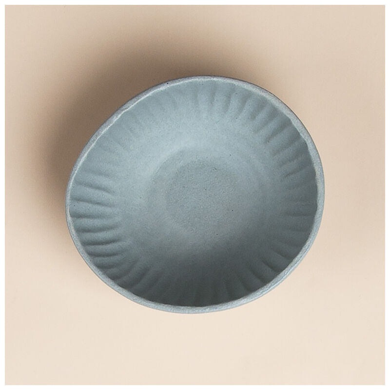 Pret-a-Pot French Grey Matte Bowl    -  grey