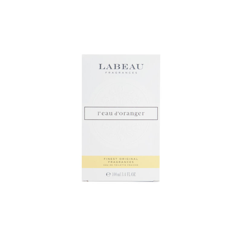LaBeau Orange Eau de Toilette -  orange-milk