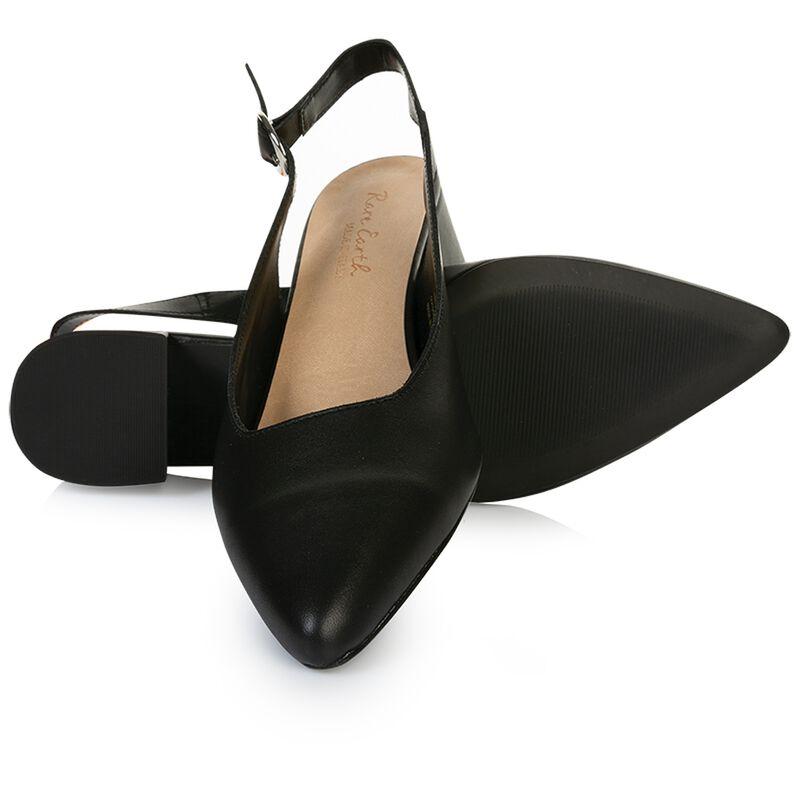 Rare Earth Cleo Heel  -  black