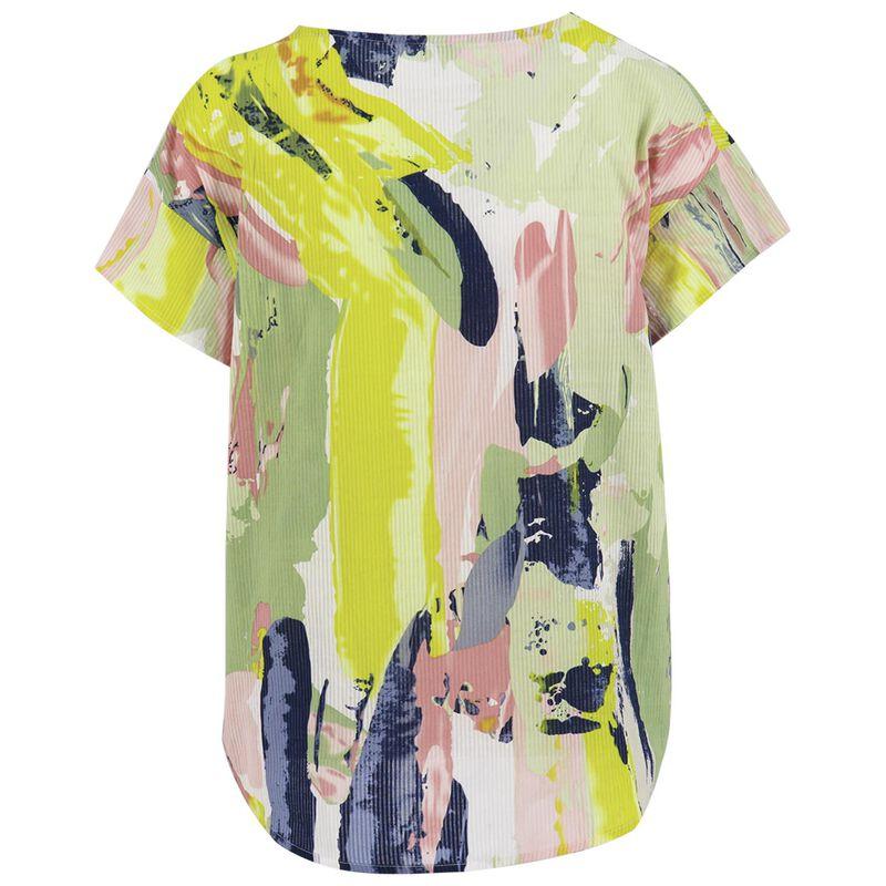 Gabby Tunic T-Shirt -  green