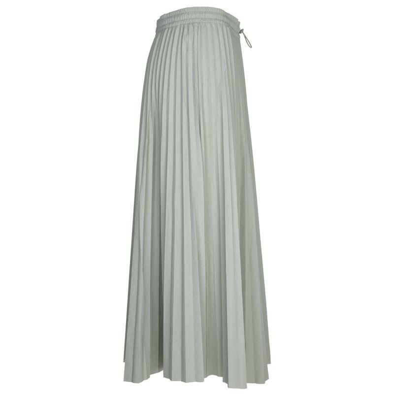 Zariah Pleated Skirt -  green