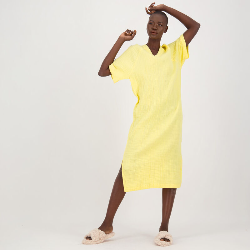 Stevie Waffle Loungewear Dress -  c89