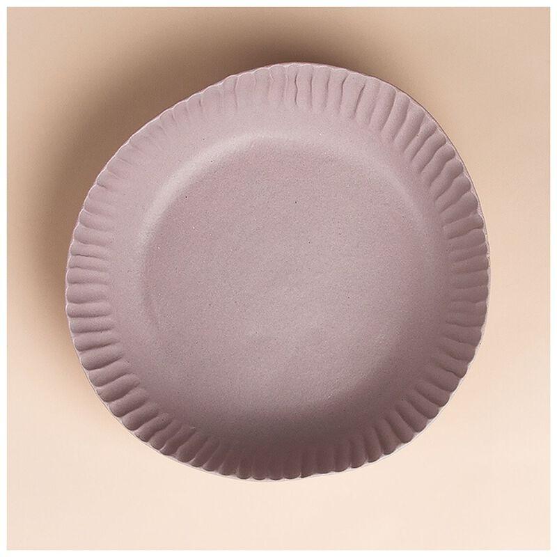Pret-a-Pot Alabaster Matte Dish -  stone