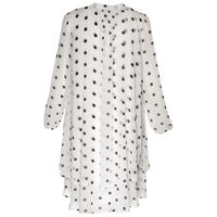 Juno Tunic Dress -  milk