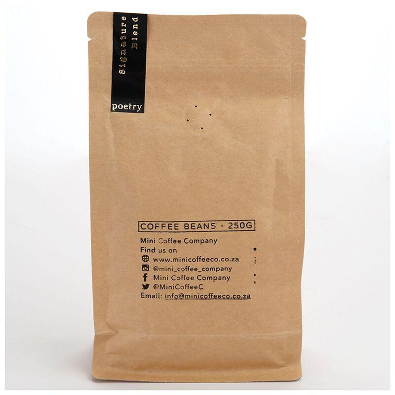 Signature Blend Coffee Beans -  c01