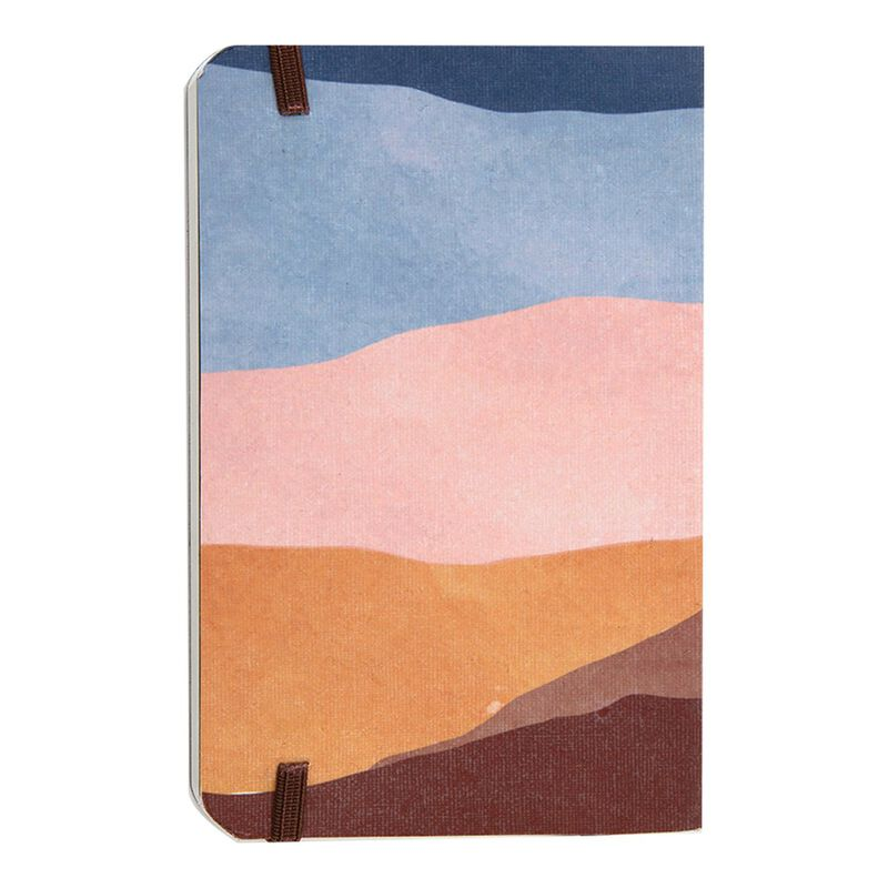Abstract Range Notebook -  assorted