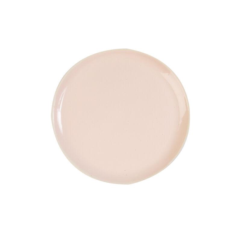 Wonki Ware Pink Dinner Plate -  palepink