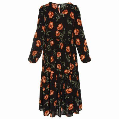 Helena Floral Maxi Dress