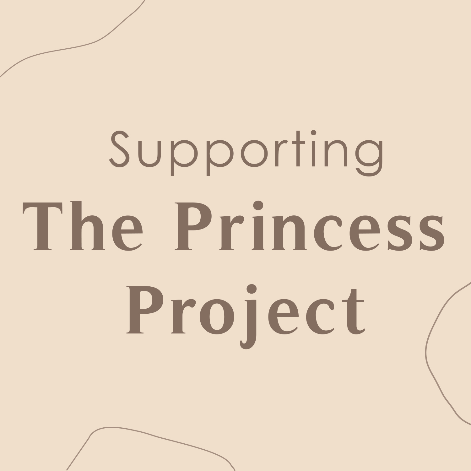Donate R10 to The Princess Project -